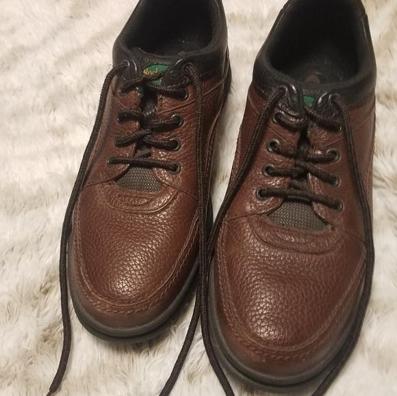Rockport mens 11 brown shoes